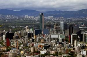 Skyline Mexico D.F.