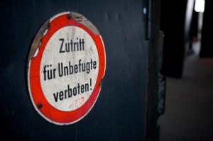 Die Grenzen fallen... (Foto: Marc Walter | photocase.de)