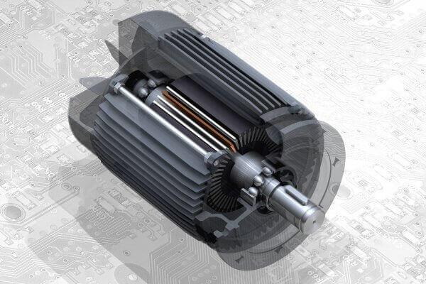 Motorkomponenten