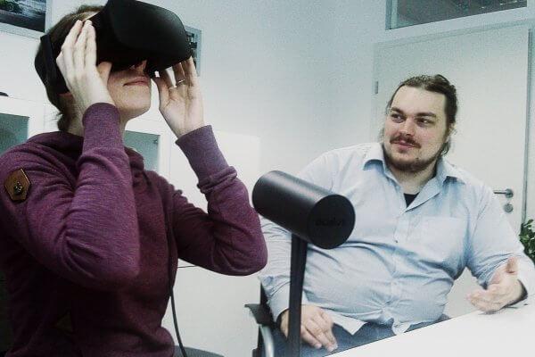Wie VR zum Kommunikationstool für Bauen, Wohnen und Architektur wird