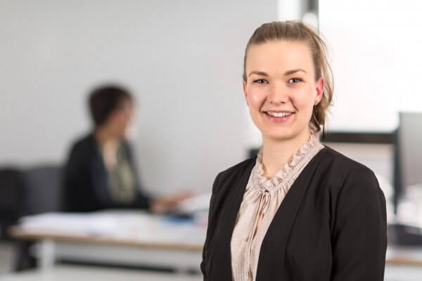 Anita Maeck - Junior Consultant
