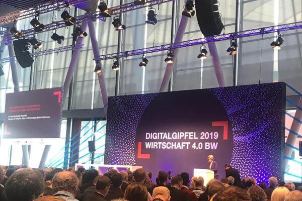 Wie weit noch zum Gipfel der Digitalisierung?