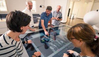 Digital und interaktiv zur Diagnose